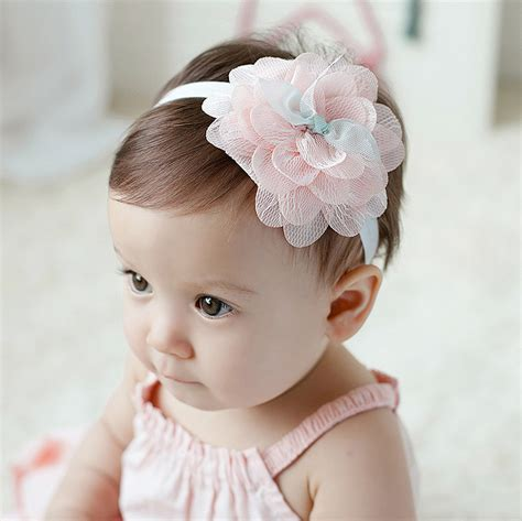 beautiful flower headwear baby elastic aliexpress buy 1pcs 2017 children new korean