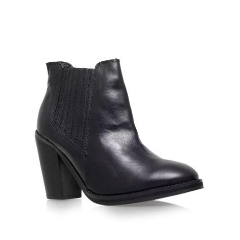 carvela kurt geiger tally high heel ankle boots in black
