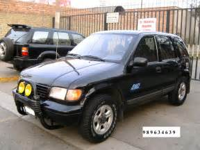 1998 Kia Sorento 1998 Kia Sportage Information And Photos Zombiedrive