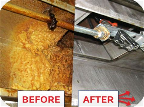kitchen exhaust cleaning and hood degreasing