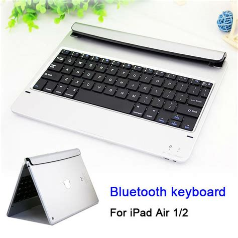 Ultra Slim Keyboard For Air 2 Diskon ultra slim removable wireless bluetooth keyboard for air air 2 bt 3 0 light weight