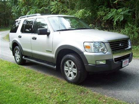 2006 Ford Explorer Xlt by 2006 Ford Explorer Xlt 4dr Suv 4wd For Sale In Sussex
