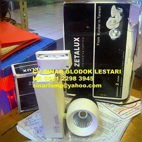 Lu Sorot Led Zetalux lu sorot led spotlight 15 watt zetalux