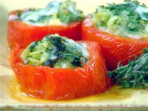 ina garten zucchini boats stuffed zucchini recipe food network