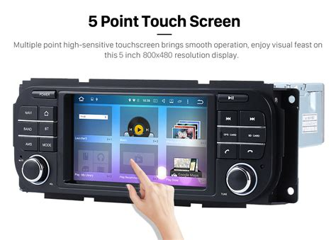 how cars run 1999 jeep wrangler navigation system android 6 0 radio hd touchscreen for 1999 2004 jeep grand cherokee gps navigation system support