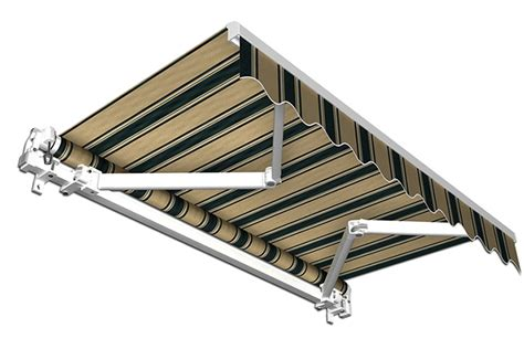 markise deckenmontage stabile aluminium markise alu gelenkarmmarkise