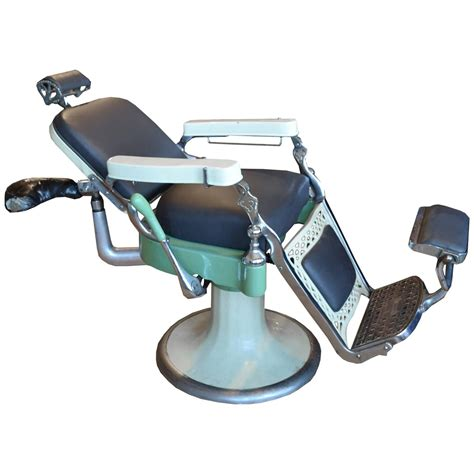 Barber Chairs For Sale In Chicago by Emil J Paidar Barber Shop Chair For Sale At 1stdibs