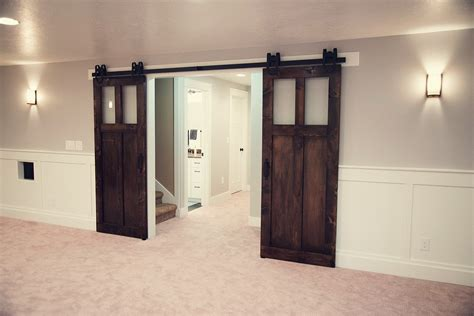Sliding Barn Doors Interior Ideas 19 Interior Sliding Glass Barn Doors Carehouse Info