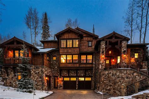 dobrev s park city ut airbnb cabin popsugar home