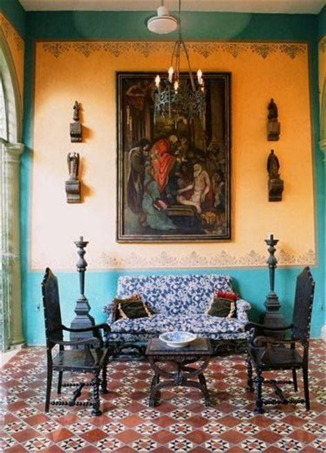 mexican style home decor 1219 best mexican interior design ideas images on