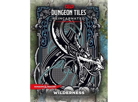 d d dungeon tiles reincarnated wilderness books d d dungeon tiles wilderness dungeons dragons 5th
