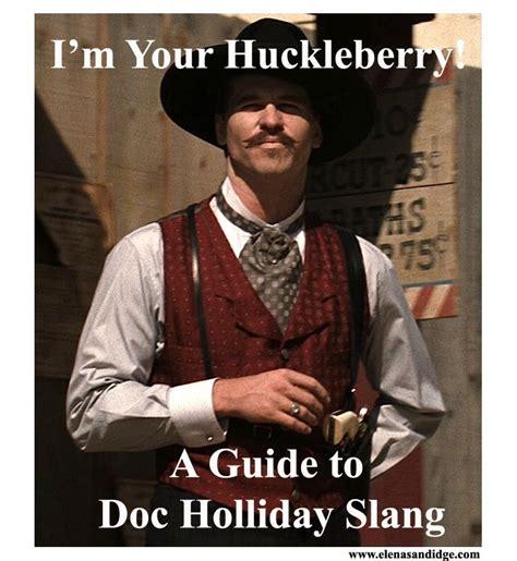 doc holliday quotes daisy