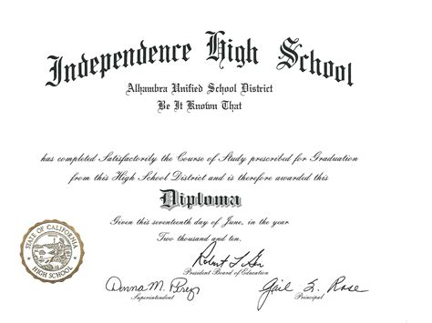 Free Homeschool Diploma Template Ideal Vistalist Co Diploma Certificate Template Free