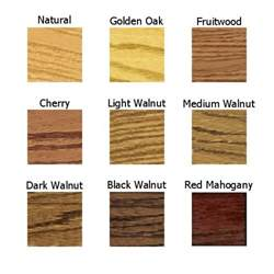 watco color chart