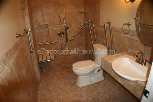 Handicapped Bathroom Design How To Design Elevation For Wheelchair R At Home