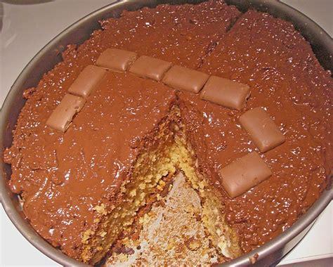 daim kuchen rezept schoko daim torte rezept mit bild pinktroublebee