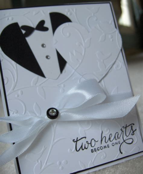 Handmade Wedding Card - crafty quot magra quot wedding card