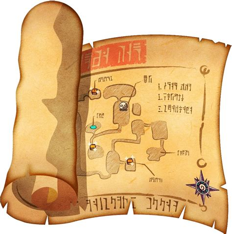 legend of zelda map icon image dungeon map the wind waker png zeldapedia