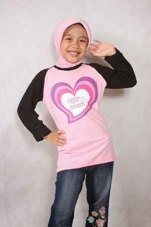 T Shirt Baju Kaos Peace bibo collection baju muslim anak telekung gamis anak koko