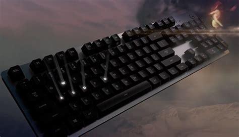 Keyboard Logitech G413 logitech g413 keyboard review mechanical minimalism gearopen