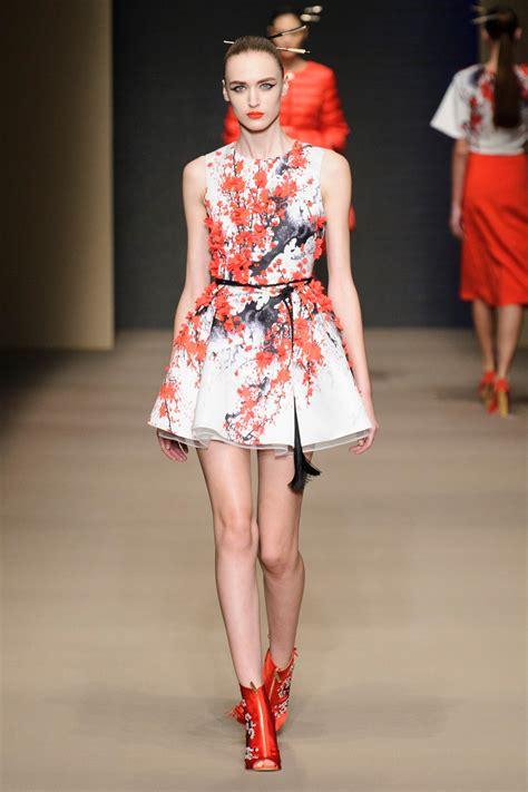 Milan Fashion Week Morsels by Elisabetta Franchi At Milan Fashion Week Fall 2015 Livingly