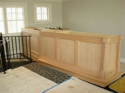 building a bar finish carpentry contractor talk