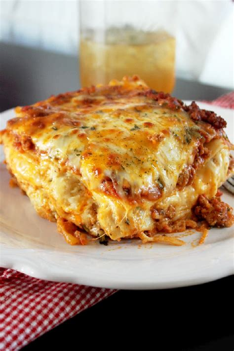here s a different lasagna recipe that is a pleasure for the senses