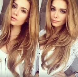 Golden Light Brown Hair by Light Golden Brown Hair Hair Style