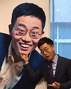 joe wong ellen show features so a biochemist walks into a comedy club