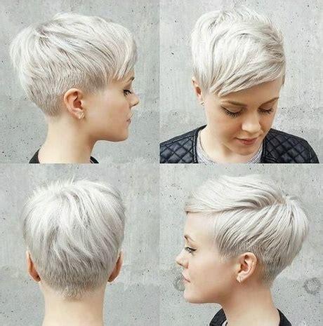 Trendfrisuren Kurze Haare by Kurz Haare Frisuren 2017