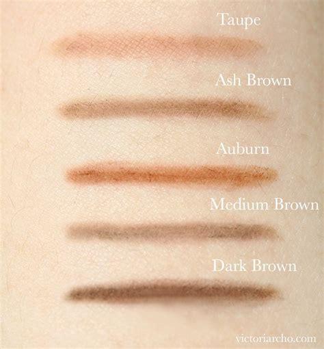 La Shady Slim Brow Pencil Warm Brown marc brow wow defining longwear pencil