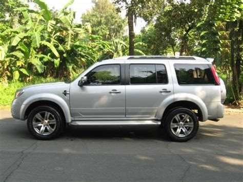 2010 2013 ford everest 4×2 or 4×4 tdic diesel a/t 10km