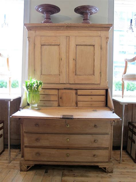 bleached oak bedroom furniture 18th century bleached oak bureau bookcase other furniture