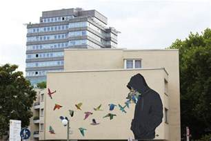 Wolf Wall Mural don john mural for urban nation berlin andberlin