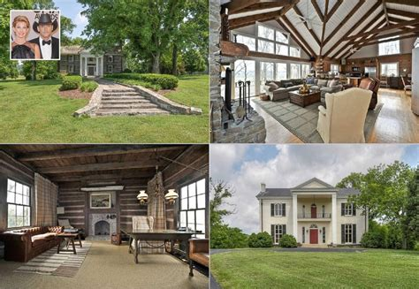 Tim Mcgraw House by In Photos Homes Photos Abc News