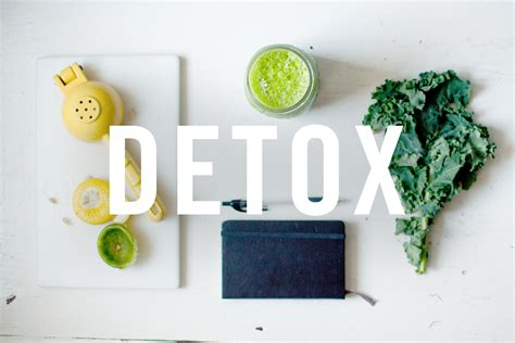 how to detox the whole in 30 days