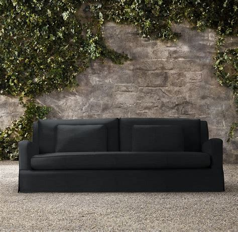 restoration hardware capri sofa 17 best images about restoration hardware on pinterest
