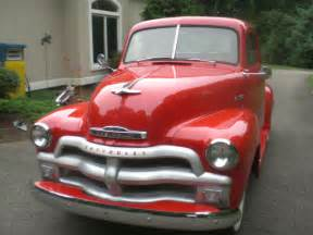 1953 54 chevrolet 3100 truck 5 window for sale