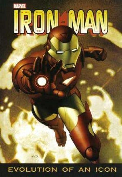 iron man evolution icon marvel comics