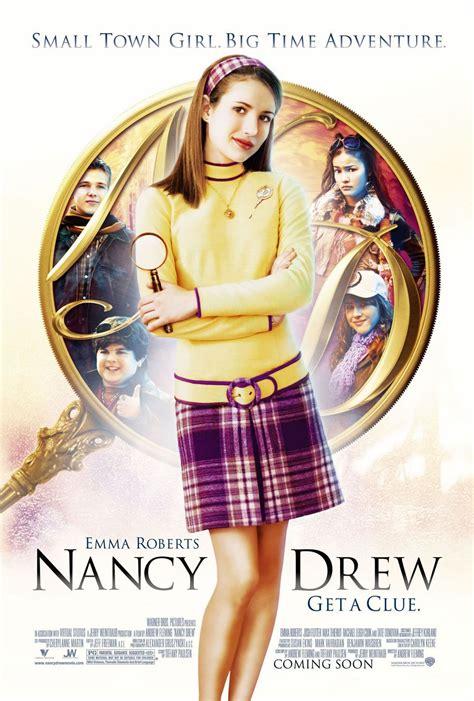 film avec emma roberts nancy drew