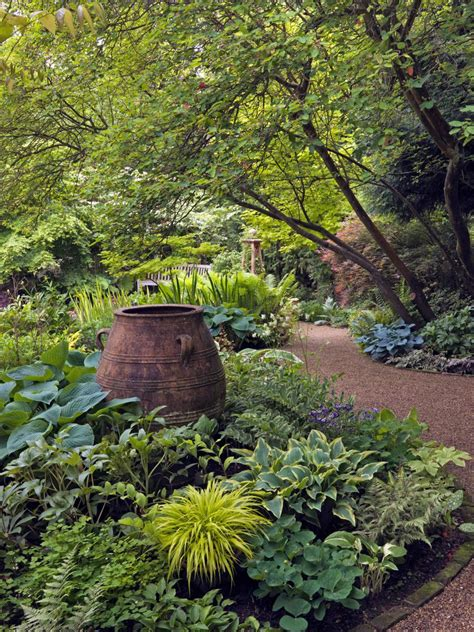 shade garden ideas hgtv