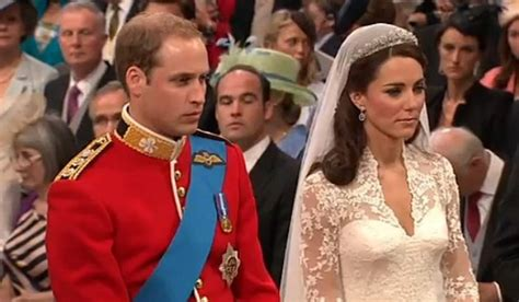 Royal Wedding William Kate Exchange Vows by After The Royal Wedding Why Isn T Kate Middleton A Princess
