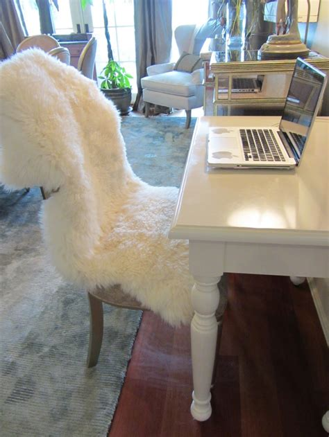 sheepskin rug on chair 27 best images about sheepys design shrine on wool sheepskin throw and indoor cing