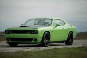 new hennessey car dodge challenger hellcat gets hennessey 1032hp package