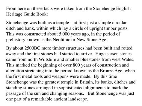 the english heritage guide 1910463396 ppt stonehenge powerpoint presentation id 1430702