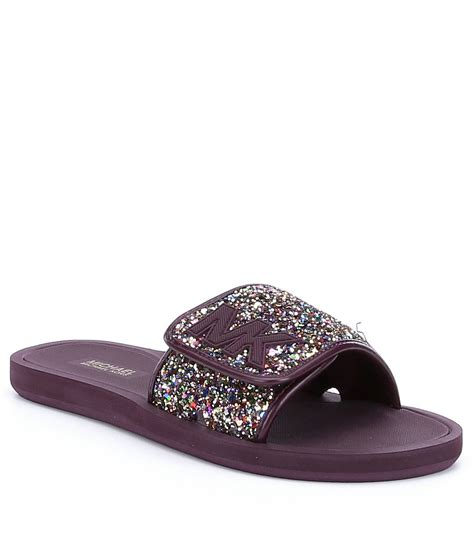 mk house shoes mk slippers 28 images cheap mk sandals michael kors slipper s michael michael