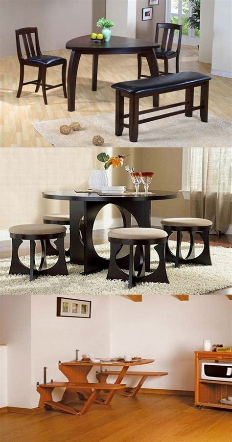 Creative Dining Room Tables Creative Small Dining Room Furniture Interior Design