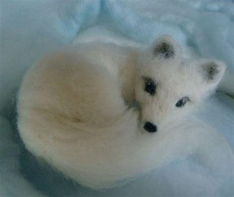 needle felting templates 1000 images about needlefelting on arctic fox