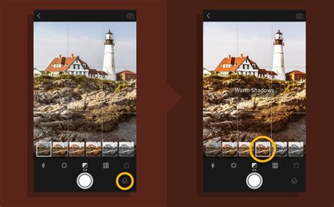 lightroom tutorial app how to use camera effects in lightroom mobile adobe