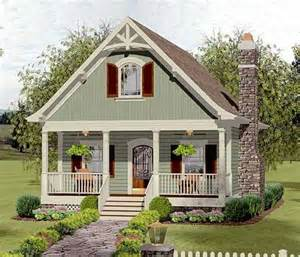 Cottage House Plans With Loft by Plan 20115ga Cozy Cottage With Bedroom Loft 40